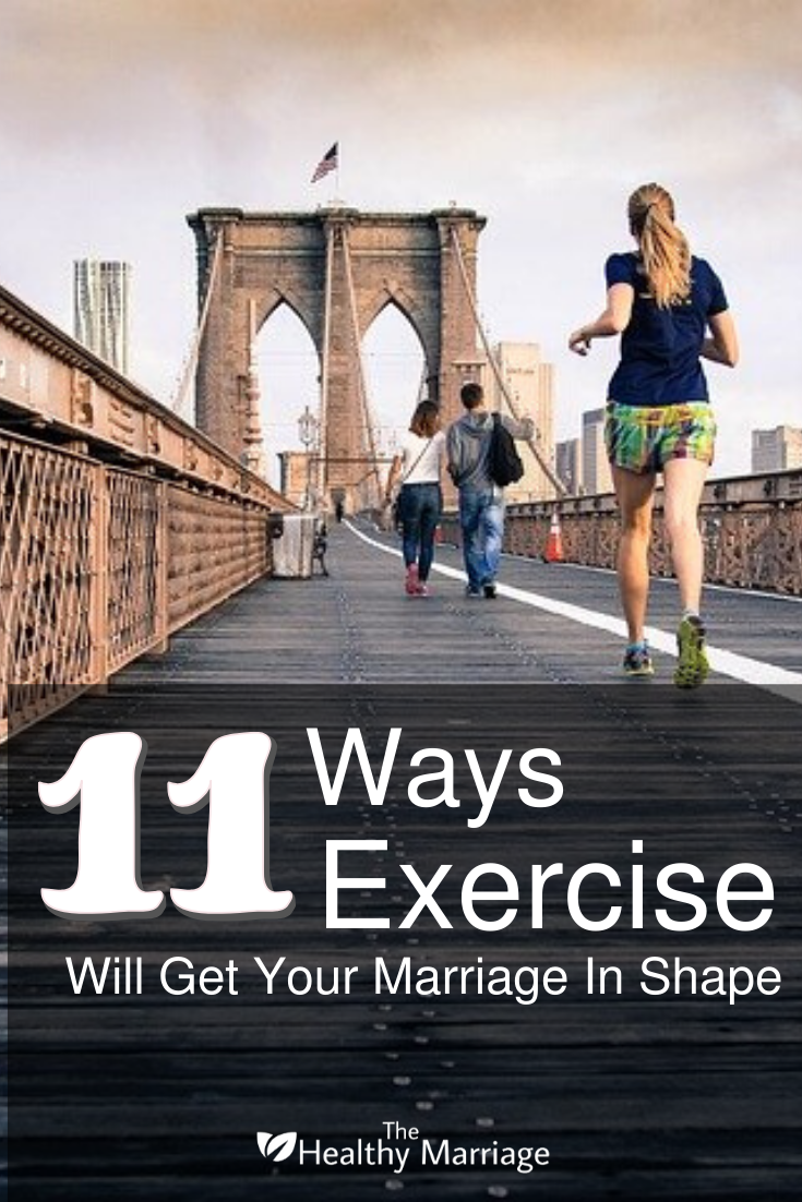11 ways exercise will get your marriage in shape